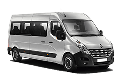 ABC Transfers - Minibus from 3.5 € (Price per person and route)