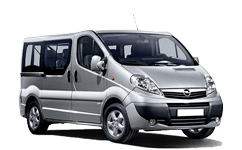 ABC Transfers - Minivan from 4 € (Price per person and route)